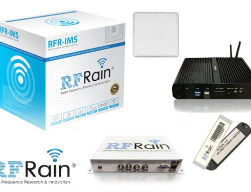 RFRain announces the release of RFR-IMS: The market's first Plug-and-Play, All-in-One RFID Solution that can be self-installed