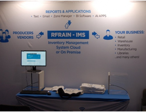 RFRain LLC Showcases Complete IoT Platform at Leading RFID Industry Event