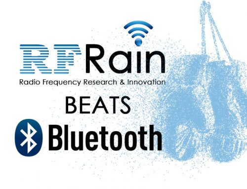 Three Reasons Why RFRain RFID Technology Beats Bluetooth Every Time
